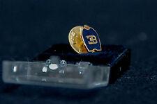 spillino ettore bugatti radiatore blu oro pin blue gold EB radiator