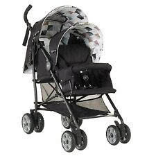 MyChild Sienta Duo Tandem / Double Stroller / Pushchair - Newborn +