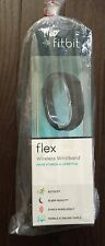 Fitbit Flex Wireless Wristband - New - Black