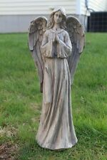 "16"" TALL ANGEL MOLD FOR CONCRETE LATEX AND FIBERGLASS new mold"