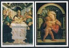 Antigua 1996 Christmas 2xMS SG 2383 MNH