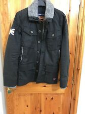 SUPERDRY Waxmans Quilt Men's Jacket UK Size L