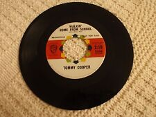 TEEN TOMMY COOPER  WALKIN HOME FROM SCHOOL/GINGER  WARNER BROTHERS 5262 PROMO M-