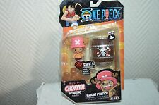 FIGURINE ONE PIECE CHOPPER SPINNING  BY OBYZ  NEUF ACTION FIGURE