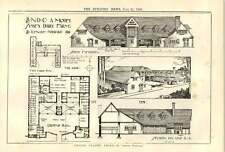 1900 A Model Sussex Dairy Farm Design By Centre Forward