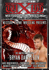 WXW The American Dragon Bryan Danielson Daniel Bryan Best Of WXW 2x DVD NEU WWE