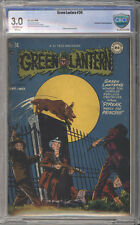 Green Lantern # 34  Streak Meets the Princess !  CBCS 3.0 rare Golden Age book !