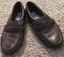 Dr Scholl,s Leather/Man Made Uppers Slip On Shoes, Size 11D
