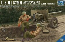 Riich Models RV35020 1/35 US M1 57mm Anti-Tank Gun on M2 Carrage Late Version