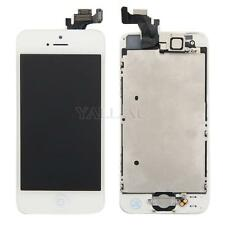 Full LCD Touch Screen Display Digitizer Assembly Replacement for iPhone 5 White