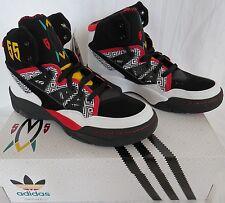 Adidas Retro Dikembe Mutombo Hawks Boost Wht Black Lgtsca 90's Q33018 100% DS