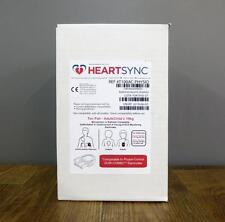 Case of 10 Physio Control HeartSync T100 Lifepak 12 Multifunction Electrode Pads