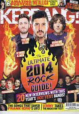 OF MICE & MEN / YOU ME AT SIX / BRING ME THE HORIZON Kerrang   1498 Jan 4 2013