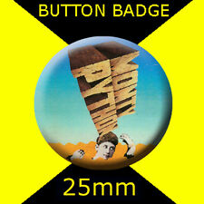MONTY PYTHON LOGO - CULT  -  Button Badge