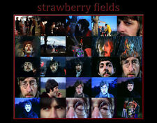 "The Beatles Strawberry Fields 11x14"" Photo Print"