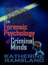 The Forensic Psychology of Criminal Minds (Thorndike Crime Scene)-ExLibrary