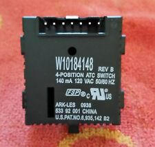 WHIRLPOOL WASHER TEMPERATURE SWITCH Part # W10184148