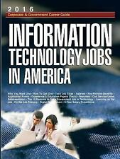 Information Technology Jobs in America [2016] (2014, Paperback)