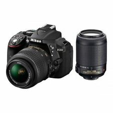 Nikon Digital Camera D5300 AF-P 18-55 & AF-P DX NIKKOR 70-300mm f/4.5-6.3G SMP2