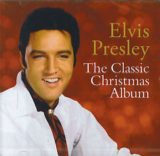 Elvis Presley : The Classic Christmas Album (CD)