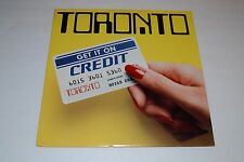 Toronto~Get It On Credit~1982 Network Records 30153-1~Stereo~FAST SHIPPING