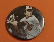 Vintage Cal Ripken Jr. Pinback - Early 1980's -Orioles-Original Owner Collection