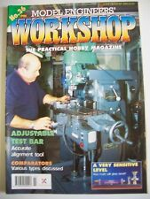 Model Engineers Workshop. The Practical Hobby Magazine. No. 36. July/Aug., 1996.