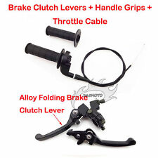 Brake Clutch Lever Throttle For Thumpstar SSR Dirt Pit Bike Pitsterpro Kayo YX