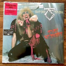 Twisted Sister - Stay Hungry LP [Vinyl New] Limited Edition Pink & Black Vinyl