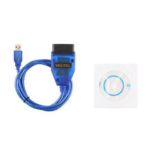OBD2 OBDII KKL VAG-COM 409.1 USB Interface Diagnostic Cable For AUDI Volkswagen