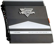 LANZAR  Lanzar 2000W 2 Channel High Power Mosfet Amplifier VCT2210