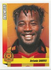 N°316 ANTONIO GHOMSI # CAMEROON KV.MECHELEN STICKER PANINI FOOTBALL 2011