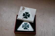 Genuine Alfa Romeo Giulietta Cloverleaf Badges Pair Of 71806020