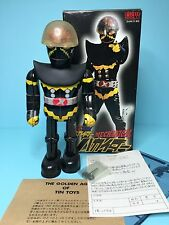 "Japan Billiken Tin toys "" HAKAIDA "" popy bullmark masudaya takatoku"