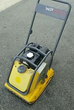 WACKER wp1550 PLATE COMPACTOR VIBRATORY TAMPER wp-1550