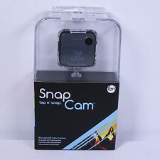 Ion Snap Cam Wearable HD Video Camera - Sealed