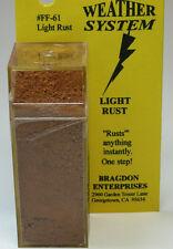 Bragdon Enterprises FF-61 Weather System LIGHT RUST Models - Trains & More