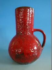 Rs0916-063: studio CERAMICA VASO 70er anni lava glassa