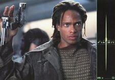 GARY DOURDAN   ALIEN: RESURRECTION 1997 VINTAGE LOBBY CARD #7
