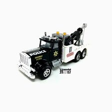 911 POLICE HIGHWAY PATROL METAL MODEL HOBBY TRADE TOY KIDS NEW GIFT COLLECTIBLE