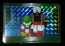 DRAGON BALL Z DBZ CARDDASS CARD PRISM CARTE 899 HOLO NEUF