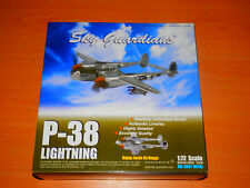 "Sky Guardianes P-38 Lightning Lockheed Martin ""Happy Jacks ir Buggy' 1:72"