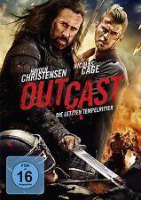 OUTCAST-DIE LETZTEN TEMPELRITTER - NICOLAS CAGE / HAYDEN CHRISTENSEN/+  DVD NEU