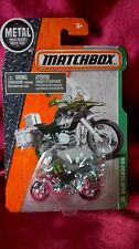 MATCHBOX BMW R1200 GS MOTORCYCLE 1:64 DIECAST 2016 MBX EXPLORERS FREE SHIPPING