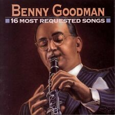 Benny Goodman: 16 Most Requested Songs - CD Album (1993)