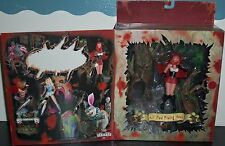 2001 SCARY TALES LIL' RED RIDING HOOD Action Figure NIB Mezco