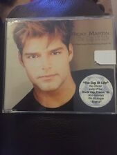 Ricky Martin The Cup Of Life 5 Track cd-single 1998 Official Song France98 Maria