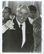 Mikhail.S.Gorbachev ' 7th Leader of the Soviet Union ' In Person Signed Photo.