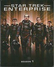 Star Trek Enterprise Staffel 1 Blu-Ray Deutsche Ausgabe mit Pappumhüllung