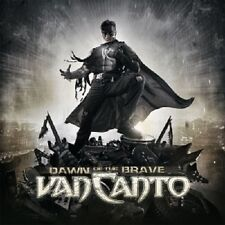 VAN CANTO - DAWN OF THE BRAVE (LIMITED MEDIABOOK) 2 CD NEU